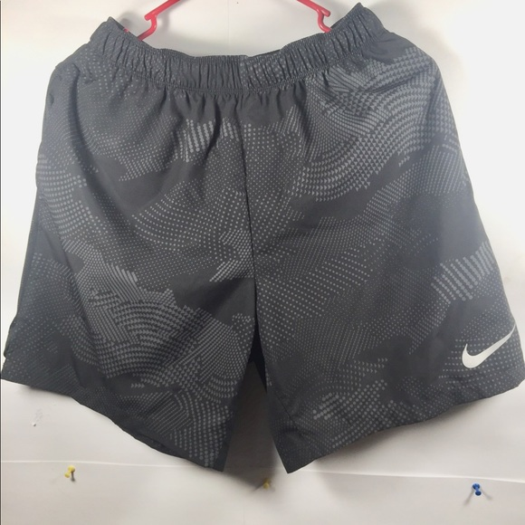 Nike Other - Nike Dri-Fit Athletics Black Shorts Mens Sz M